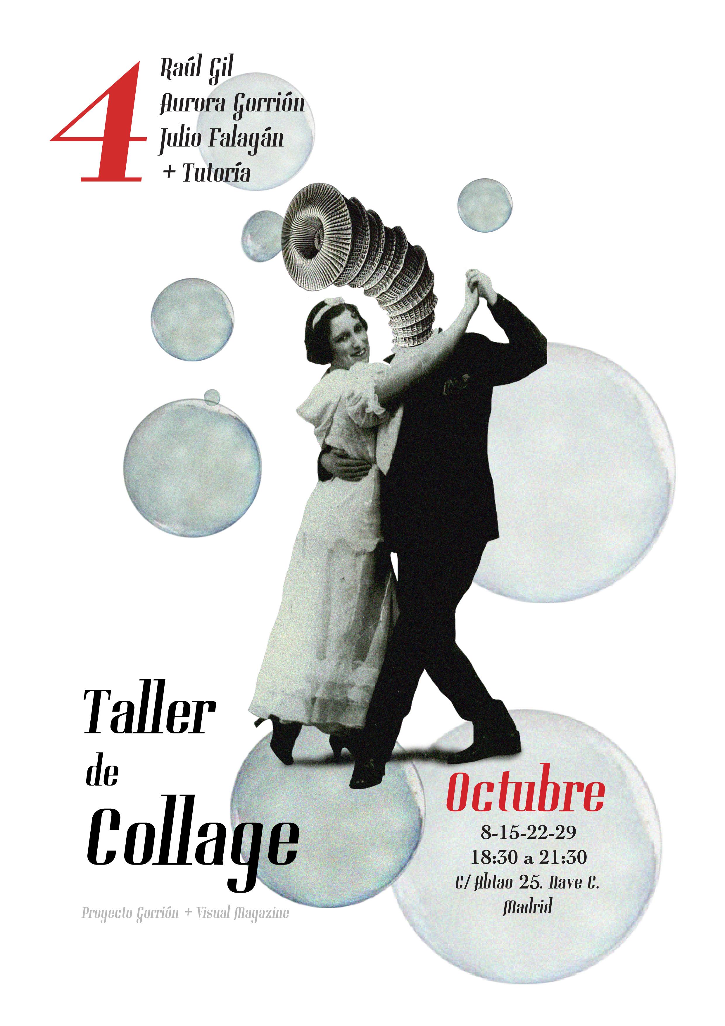 taller collage octubre